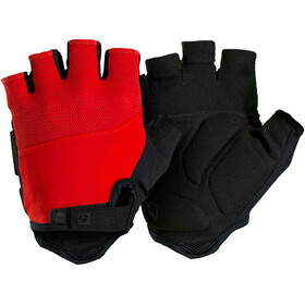 Bontrager Solstice Bike Gloves red